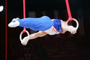 Gymnastique Artistique Masculine (GAM)